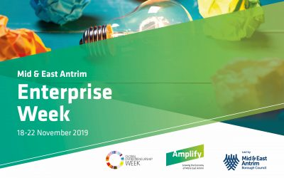 Create your business success story with Mid and East Antrim Enterprise Week